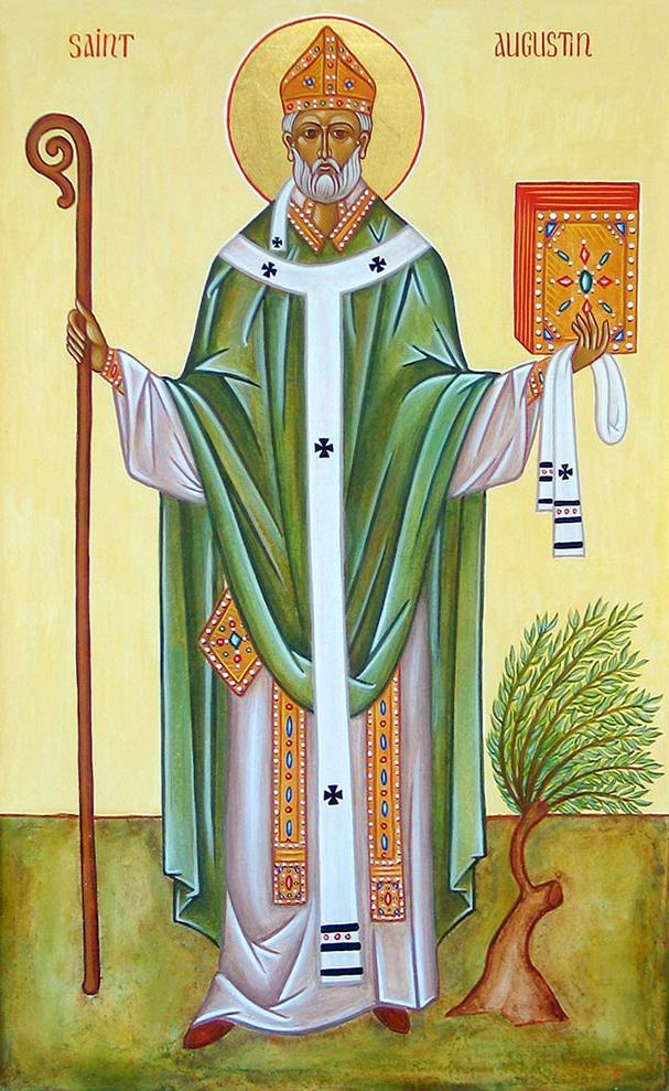 st-augustine-of-hippo icon